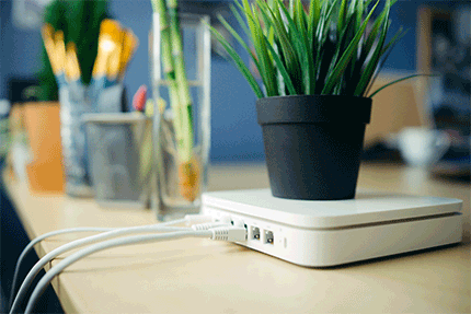 wlan-router-internet-zuhause-position